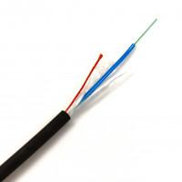 Оптичний кабель універсальний CMS-U-DQ(BN)H-4F E9/125-1.0kN оболонка FRNC