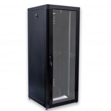 "Cabinet 19"" 18U, 610х675 мм (WxD)"