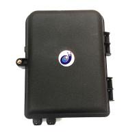 Розподільчий вуличний оптичний бокс, IP65/54, 2-вводи, 16-виводів, 16xSC Simplex