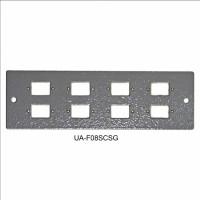 Лицьова панель 8SC Simplex для UA-FOBC-G, сіра