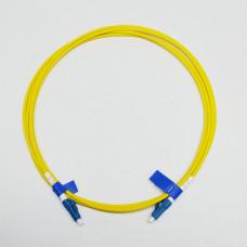 Patch cord LC/UPC-LC/UPC SM 1м Simplex , Slim (2мм)