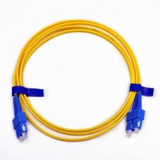 Patch cord SC/UPC-SC/UPC SM 1.5 m Duplex