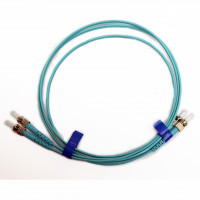 Patch cord ST/UPC-ST/UPC MM (OM3), 3 м, Duplex