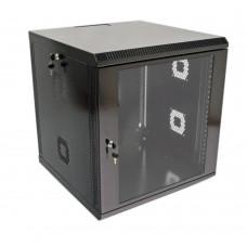Cabinet 12U, 600x500x640 mm (W*D*H), acrylic glass
