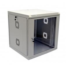 Cabinet 12U, 600x600x640 mm (W*D*H), acrylic glass