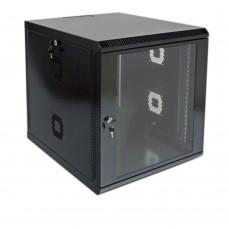 Cabinet 12U, 600x700x640 mm (W*D*H), acrylic glass
