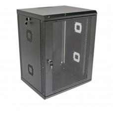Cabinet 15U, 600x500x773 mm (W*D*H), acrylic glass