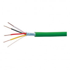 Bus cable length 100m green, KNX
