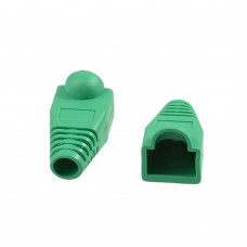 The cap for RJ45, Green