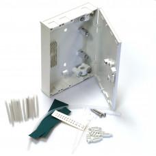 Subscriber socket/box FTTH, for 4xSC simplex/LC duplex