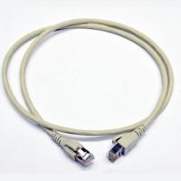 FutureCom™ D Patch Cord, FRNC, RJ45 - RJ45, 0.5 m
