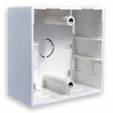 Box for outdoor installation 86x86x45, EPNew, white.