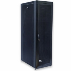 "Cabinet 19 ""42U, 610x1055 mm (WxD) perforation (66%)"