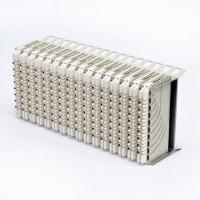 ..Distribution Blocks, Series 1000RT, 8-pairs, 128 pairs (16 x 8 pairs)