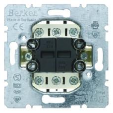Berker S.1 Механізм подвійного вимикача на два напрямки.