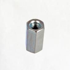 Oblong nut M8x25