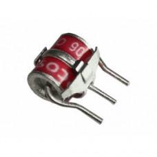 Газорозрядник 3-х полюсний з термоплавкою вставкою