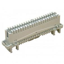Плінт LSA-PLUS/PROFIL 2/10, що розмикається, з контактами, №0...9