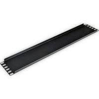 """Blank Panel 19 """",2U, black"""