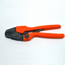 Crimping tool for LC  connectors, Corning.