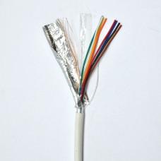 Cable to the ALARM 8x0, 22, copper, multicore screen.