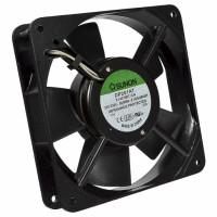 Fan the cabinets on bearings (120x120x25)