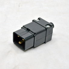 Connector plug is disassembled, C20, 16A