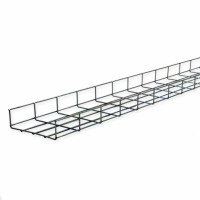 Wire cable tray 200х50mm, Ø4, L-2.5m