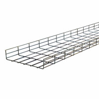 Wire cable tray 400х50mm, Ø4, L-2.5m