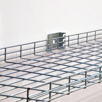 Wire cable tray 500х50mm, Ø4, L-2.5m