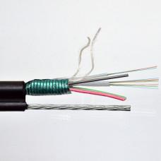 ВО кабель GYTC8S 16e 9 / 125 (4 + 6 + 6), самонесучий, фігура 8, Orient.