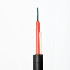 ВО кабель, діелектричний, для підвісу, монотуб, 8E9/125, G.652D, PE, 1 kH