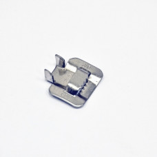 Staple binding band width of 10 mm., Stainless steel.