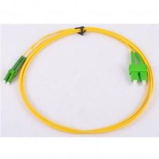 Patch cord SC/APC-LC/APC SM 1м Duplex