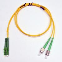 Patch cord FC/APC-LC/APC SM 1м Duplex