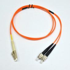 Патчкорд FC/UPC-LC/UPC MM (OM2) 1м Duplex