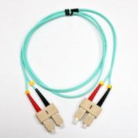 Патчкорд SC/UPC-SC/UPC MM (G50-OM3) 2м Duplex