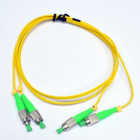 Patch cord FC/APC-FC/APC SM 3м Duplex