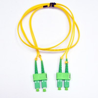 Patch cord SC/APC-SC/APC SM 2м Duplex