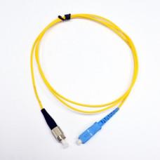 Patch cord SC/UPC-FC/UPC SM 7м Simplex