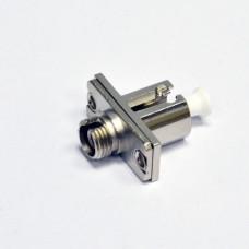 Адаптер FC/LC, SM, Simplex, метал