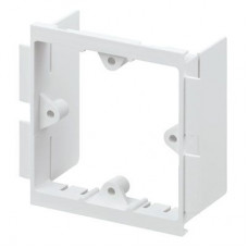1 GANG 40MM OPEN MOUNTING FRAME