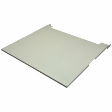 """Cover for wall bracket 19 """"depth of 480 mm., Gray."""