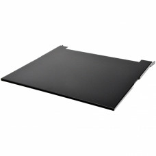 """Cover for wall bracket 480mm 19"""", black"""