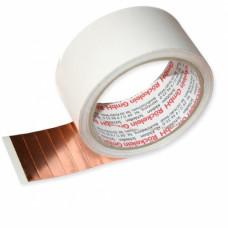 амоклеюча мідна стрічка 9 х 45 мм в рулоні 1000 смуг