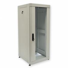 "Cabinet 19 ""42U, 800x1055 mm (WxD), grey"