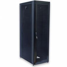 "Cabinet 19 ""45U, 610x1055 mm (WxD) perforation (66%)"