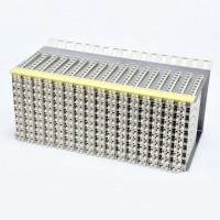 ..Distribution Blocks Series 5000, 8-Pairs without option for protection, 128 pairs (16 x 8 pairs)
