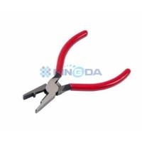 Пристрій для обтискання з'єднувачів проводів