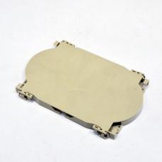 Splice Tray for 24 fiber, type 02, white, Fiber Well